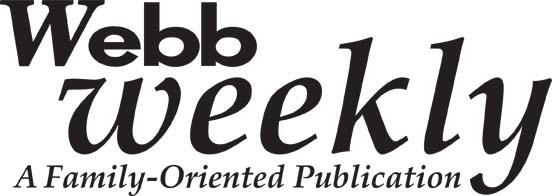 Webb Weekly Logo